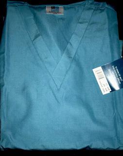 ADAR Uniforms TEAL Green SCRUB TOP and Pants Set Size 4X  NE