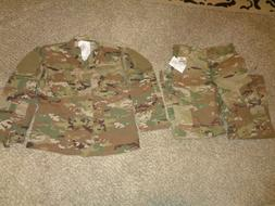 USGI OCP FR SCORPION Camo Uniform Jacket & Pants SET * MEDIU