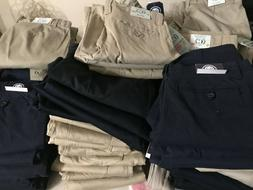 WHOLESALE LOT 150 SCHOOL UNIFORM CLOTHING PANTS SHIRTS BOYS