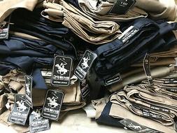 WHOLESALE LOT 130 SCHOOL UNIFORM PANTS SHIRTS CAPRI BOYS GIR