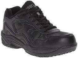 Adtec Women's Composite Toe Uniform Athletic Black-W Shoes,