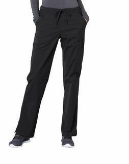 Cherokee Women's Pant Medical Uniforms Scrubs XXS Workwear W