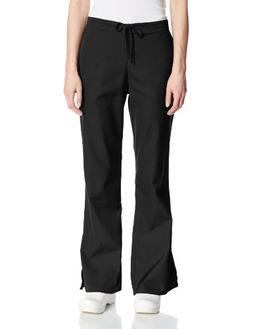 Cherokee Women's Plus Fashionable Flare-Leg Drawstring Pant,