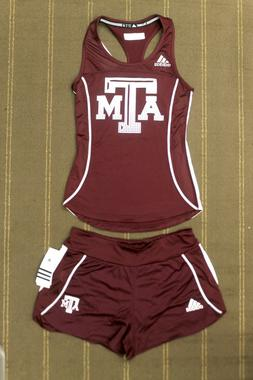 Adidas Women's Texas A&M Team Uniform Jersey/ Shorts  - AH
