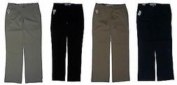 Womens AEROPOSTALE Basic Khaki Uniform Twill Pants Slim/Clas