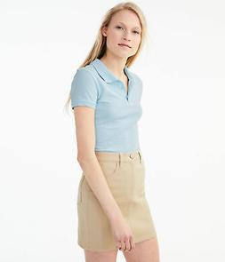 aeropostale womens uniform piquac polo***