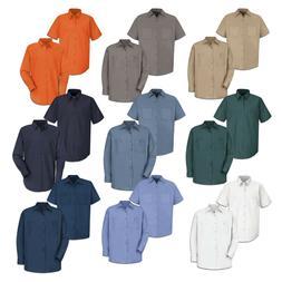 work shirt 100 percent cotton 2 pocket