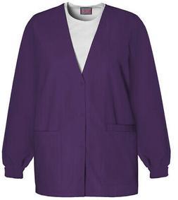 WorkWear 4301 Women's Cardigan Warm-Up Jacket Medical Unifor