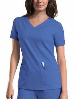 Cherokee Workwear Core Stretch Women's 4727 V Neck Scrub Top