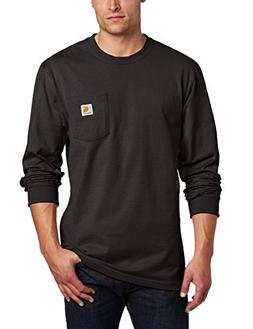 Carhartt Men's Workwear Pocket Long Sleeve T-Shirt Midweight