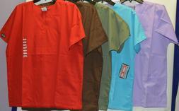 Cherokee Workwear V-Neck Women's Nurse Scrub Top 4700 Medica