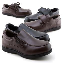 Air Balance Youth Boys School Uniform Dress Loafers D302 305