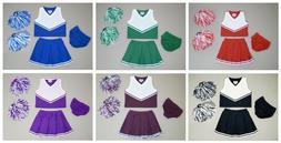Cheer Kids Youth Cheerleader Uniform Outfit Child Girls Size