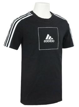Adidas Youth Originals AAC S/S Training Black Soccer Casual